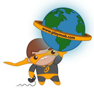 PlayMob Superhero